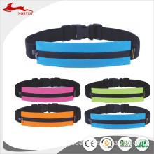 NRE16-013 Hot sales outdoor sports products neoprene Running belt for runners with single pocket